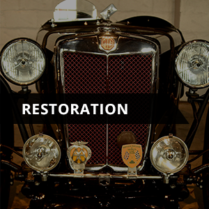Oxford Motorcars Restoration Services