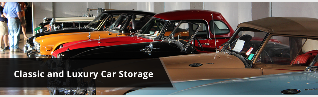 Oxford Motorcars Storage Services