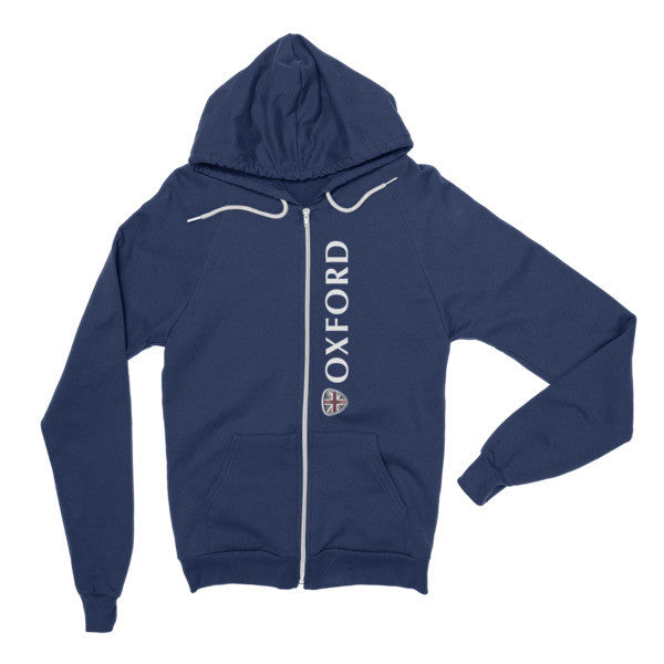 Oxford New School Zip Up