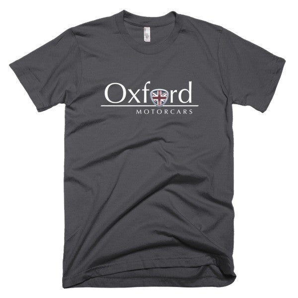 The Oxford Classic Men's Short Sleeve T-shirt