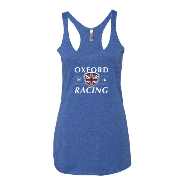 2016 Oxford Racing Women's Tank Top