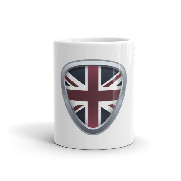 Oxford Shield Coffee Mug