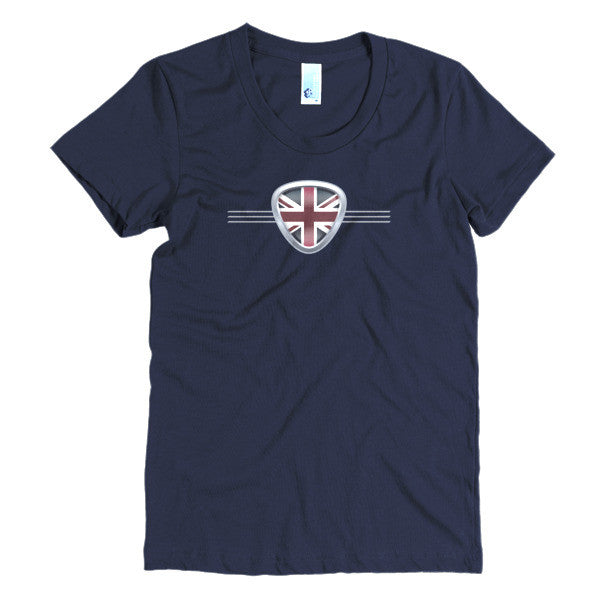 Oxford's Retro Women's Short Sleeve T-shirt