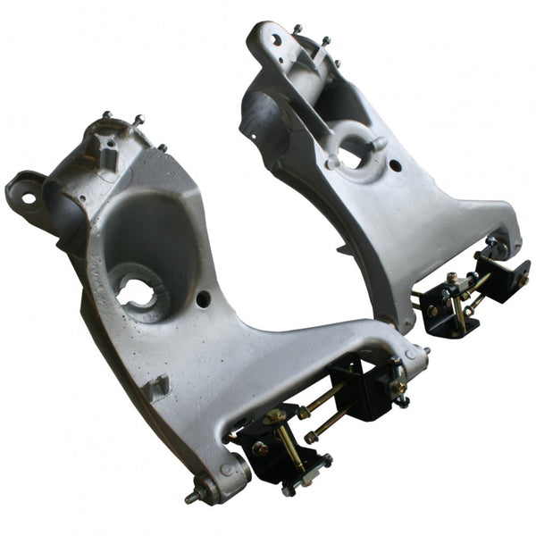 Racetorations Trailing Arm Conversion (Pair with Brackets) Fits: TR4IRS-6