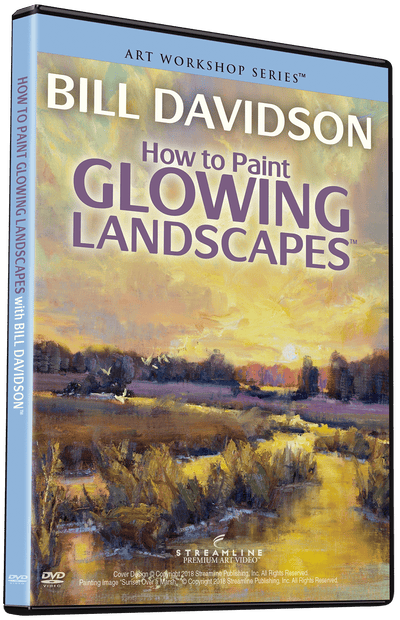 Bill Davidson: How to Paint Glowing Landscapes