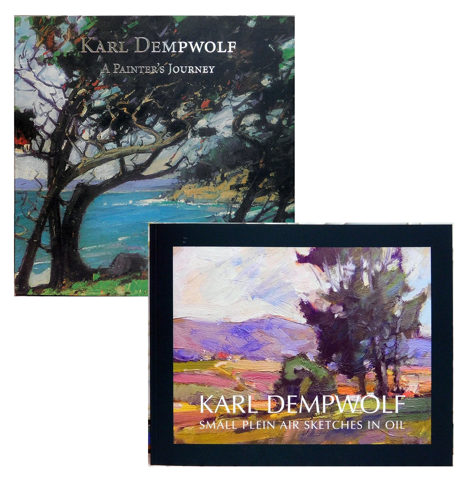 Karl Dempwolf Book Bundle (2 Books)
