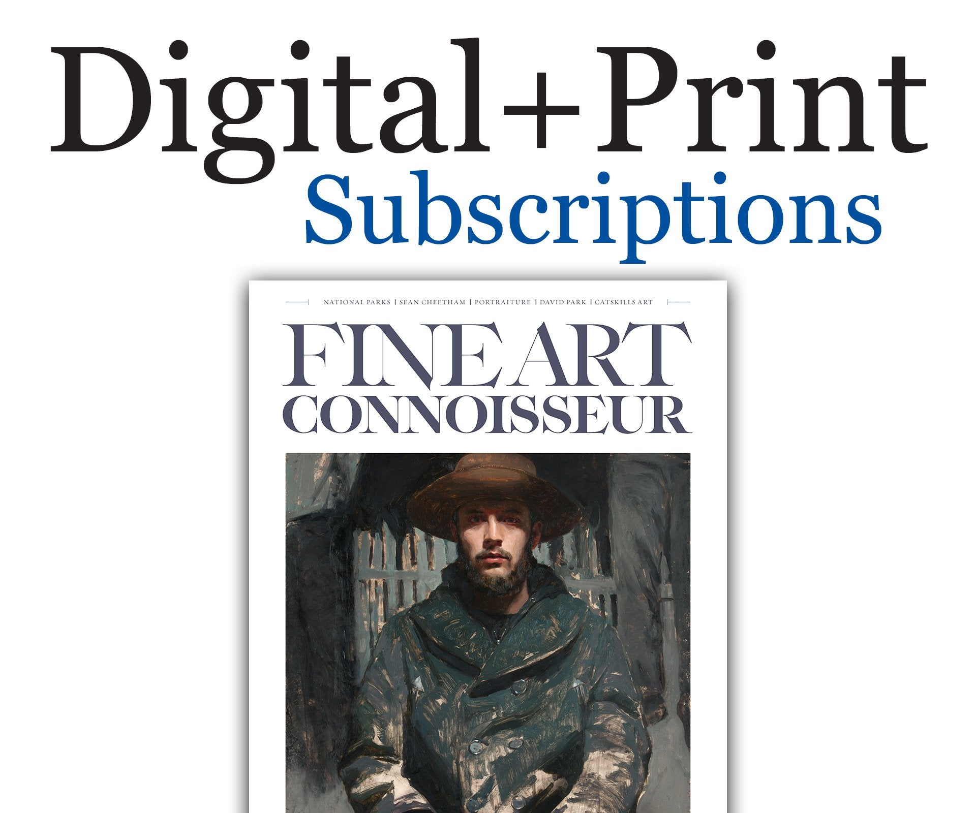 Fine Art Connoisseur Magazine Subscription