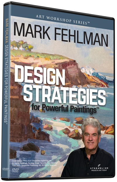 Mark Fehlman: Design Strategies for Powerful Paintings