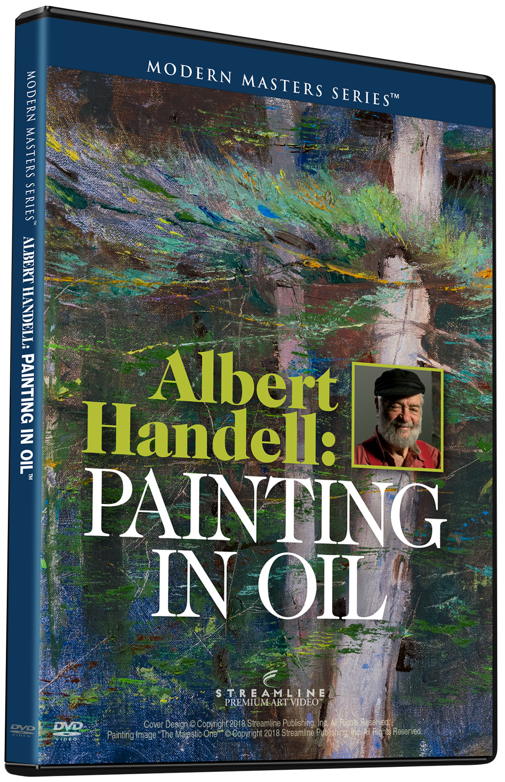 Albert Handell: Painting in Oil