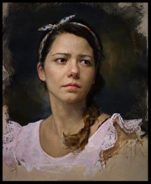Cesar Santos Secrets Of Portrait Painting