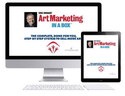 Eric Rhoads' Art Marketing in a Box