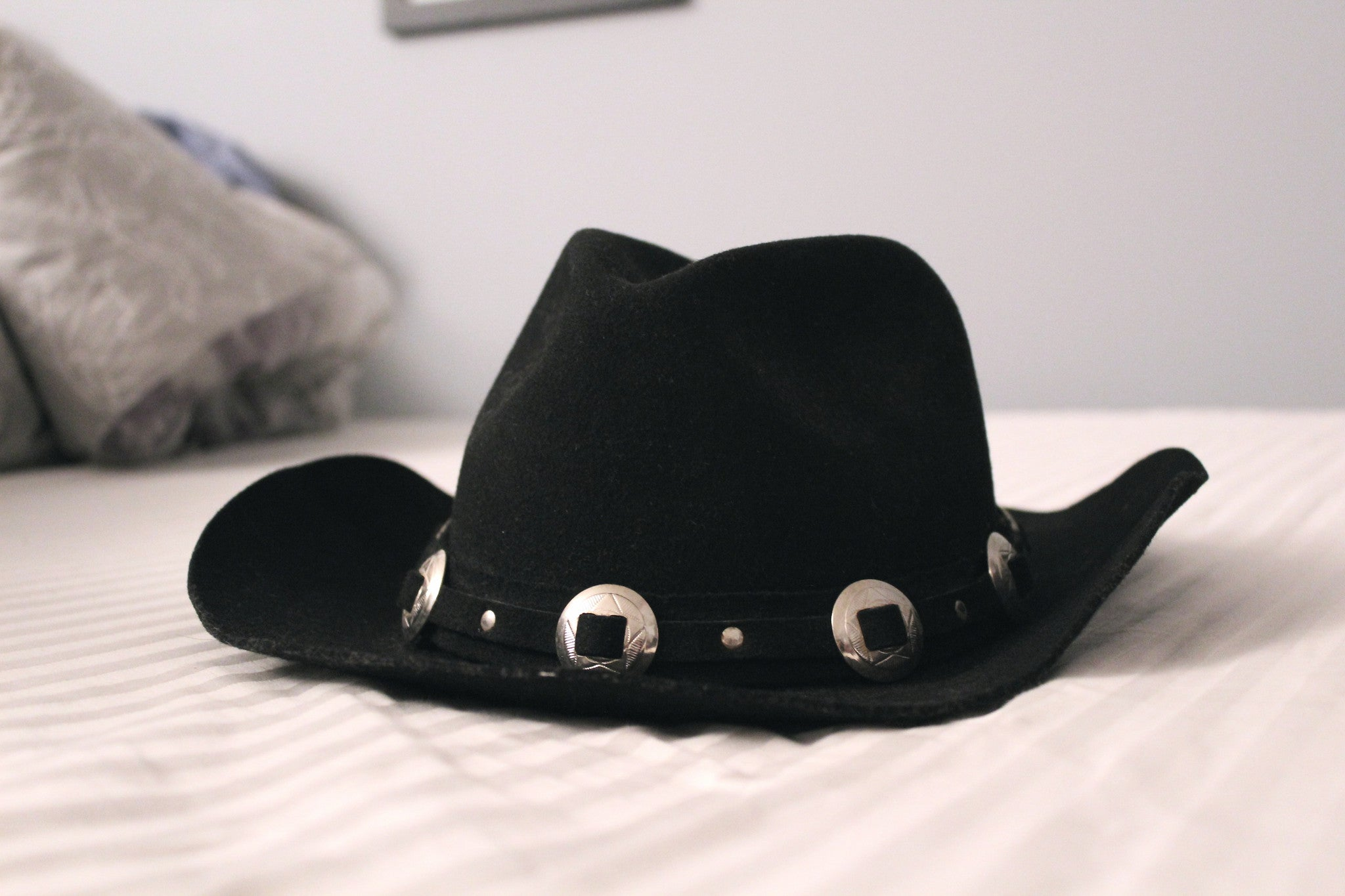 Laughlin Concho Hat