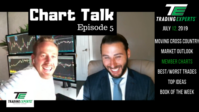 Chart Talk episode 5