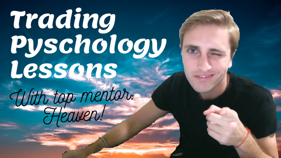 Trading Psychology Lessons with Top Mentor Heaven!