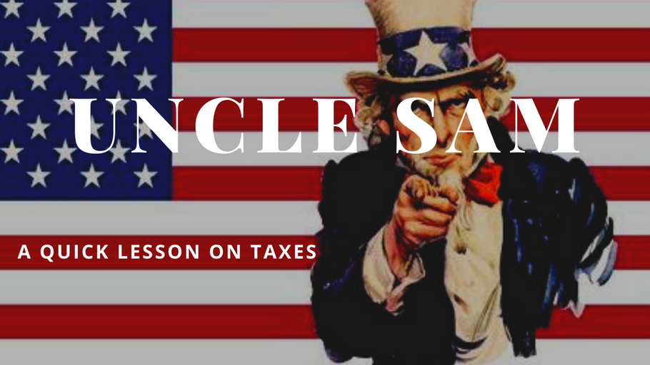 Uncle Sam (Tax Lesson)