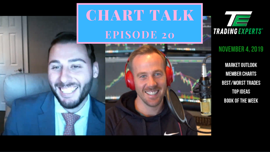 Chart Talk Episode 20!