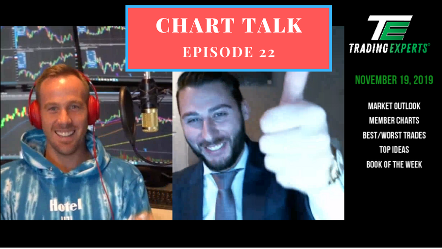 Chart Talk Episode 22!