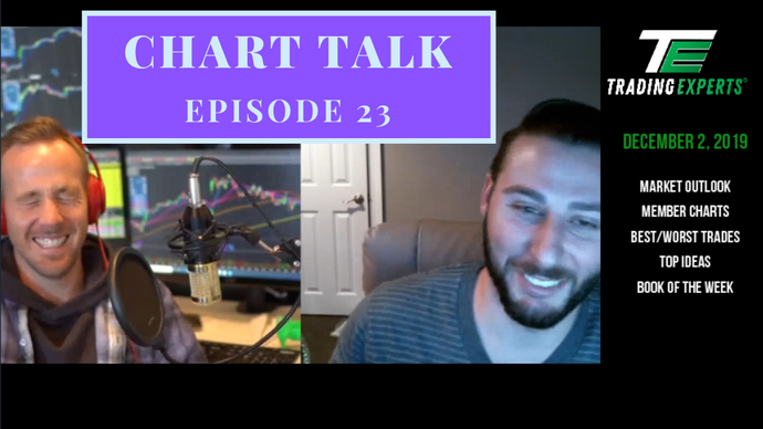 Chart Talk Episode 23