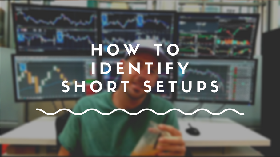 How to Identify Short Setups