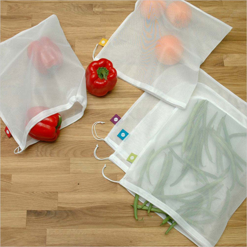 Flip and Tumble Produce Bags: Maximize Your Time and Your Health
