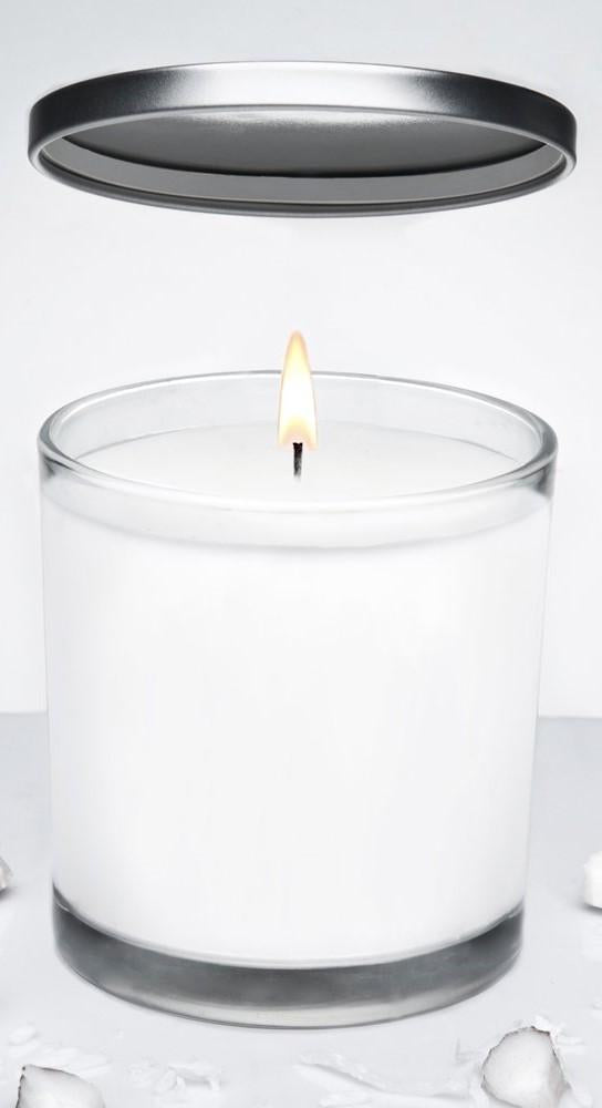 ALL NEW Ginger White Tea Candle: The Best You've Ever Sniffed!