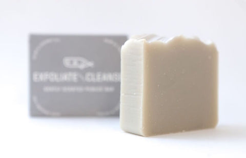OLD WHALING COMPANY - BAR SOAP, SEAWEED + SEA SALT