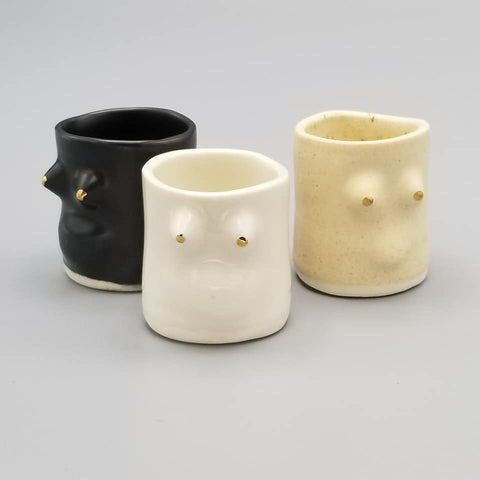 HANDMADE CERAMIC SHOT GLASSES