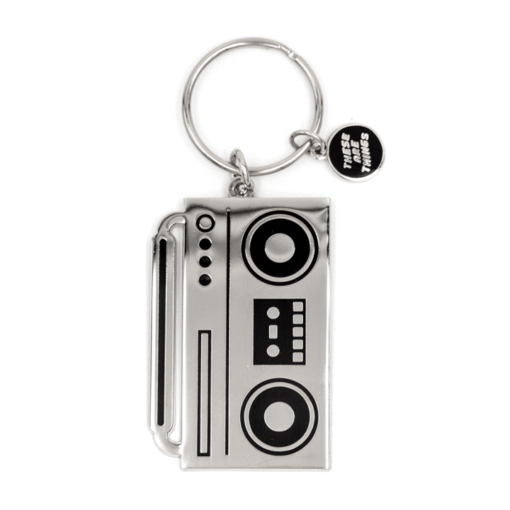 THESE ARE THINGS KEY CHAIN - BOOMBOX