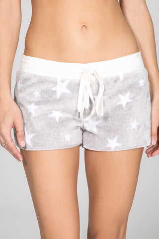 PJ SALVAGE - COZY STAR SHORTS