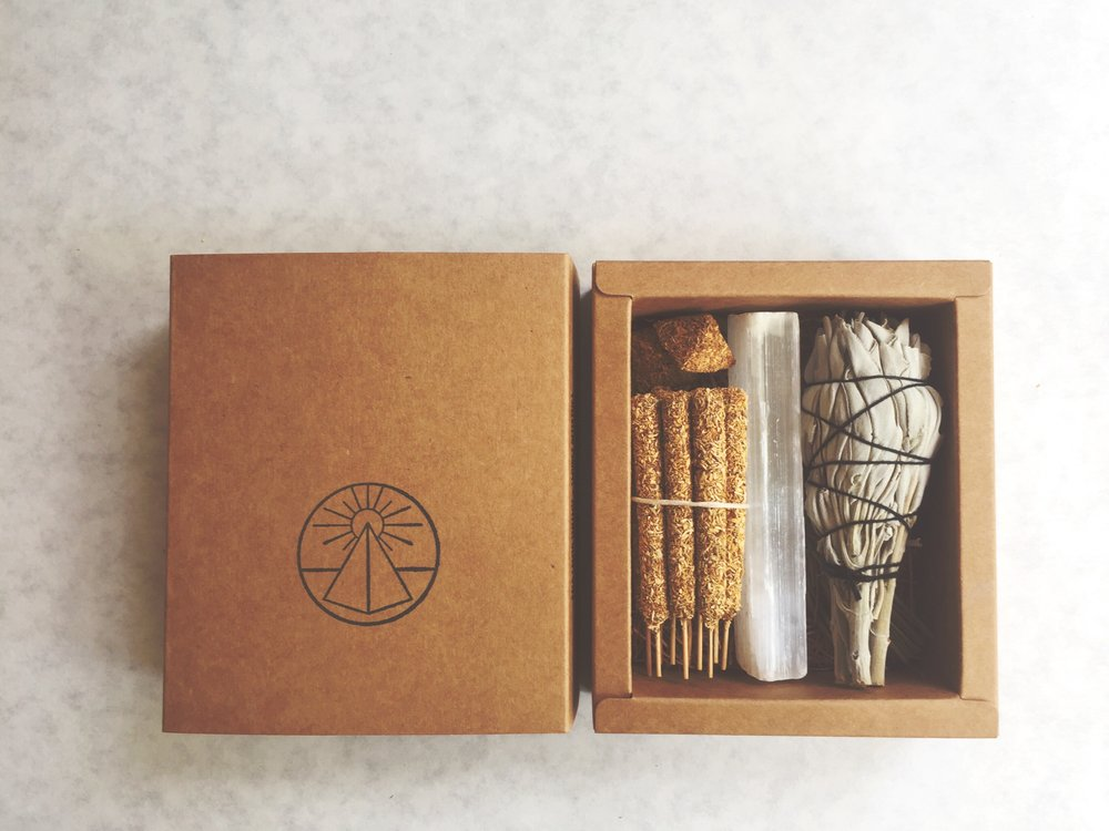 RITUALS INCENSE SMUDGE OFFERING KIT