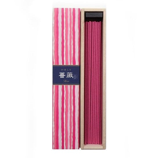 KAYURAGI ROSE INCENSE