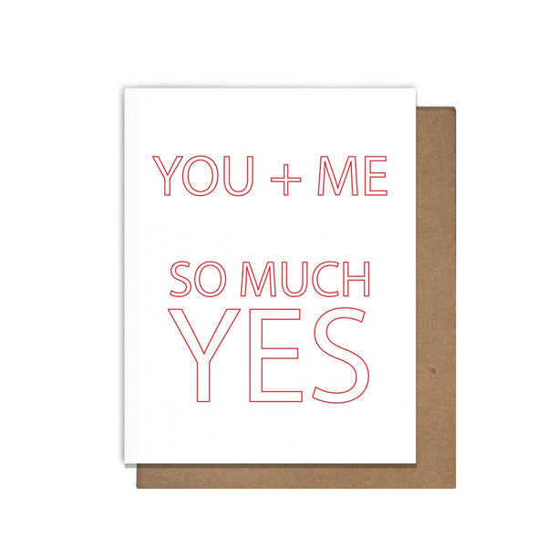 MATT BUTLER CARDS - SO MUCH YES