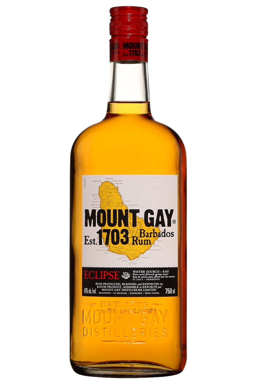 Mount Gay Eclipse Amber Rum