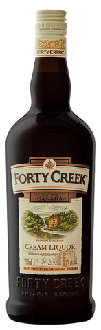 Forty Creek Cream Liquor 750mL