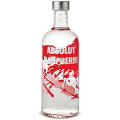 Absolut Raspberri Vodka (375 mL)
