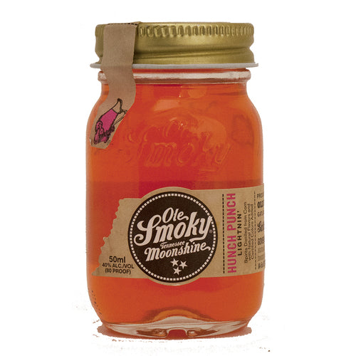 Ole Smoky Hunch Punch Moonshine Mini