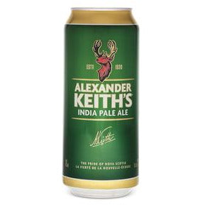 Alexander Keith's India Pale Ale (8 PK)