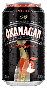 Okanagan Premium Crisp Apple Cider