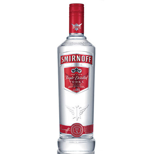 Smirnoff Vodka 750 mL