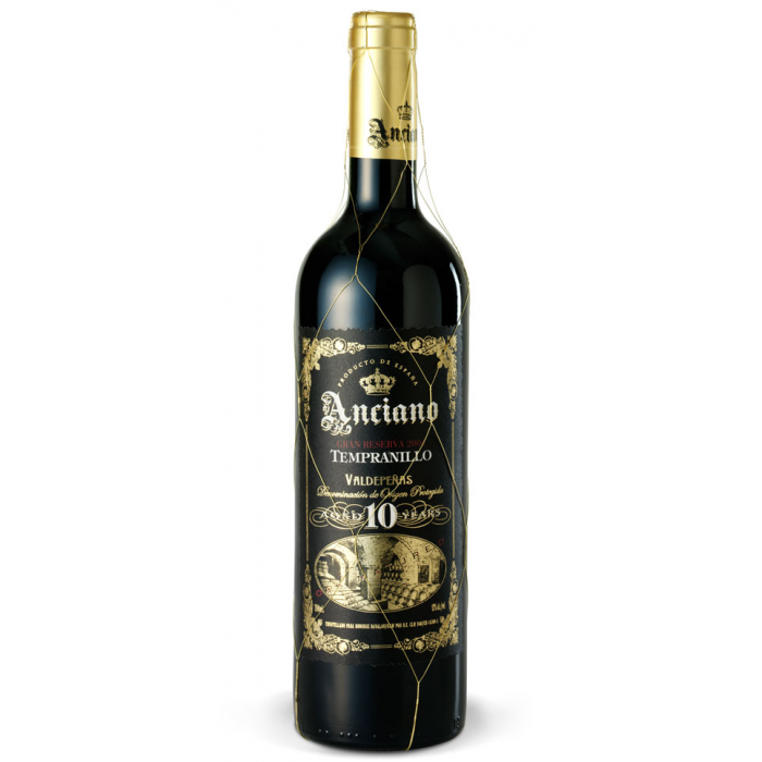 Anciano 10 Year (750 mL)