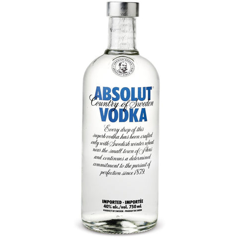 Absolut Vodka (750 mL)