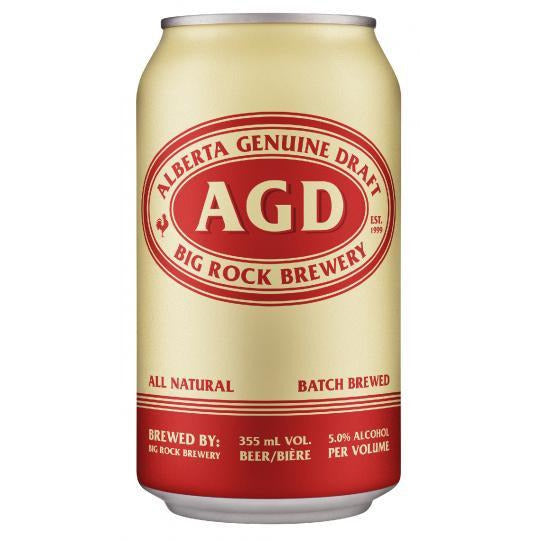 Alberta Genuine Draft (15 PK)