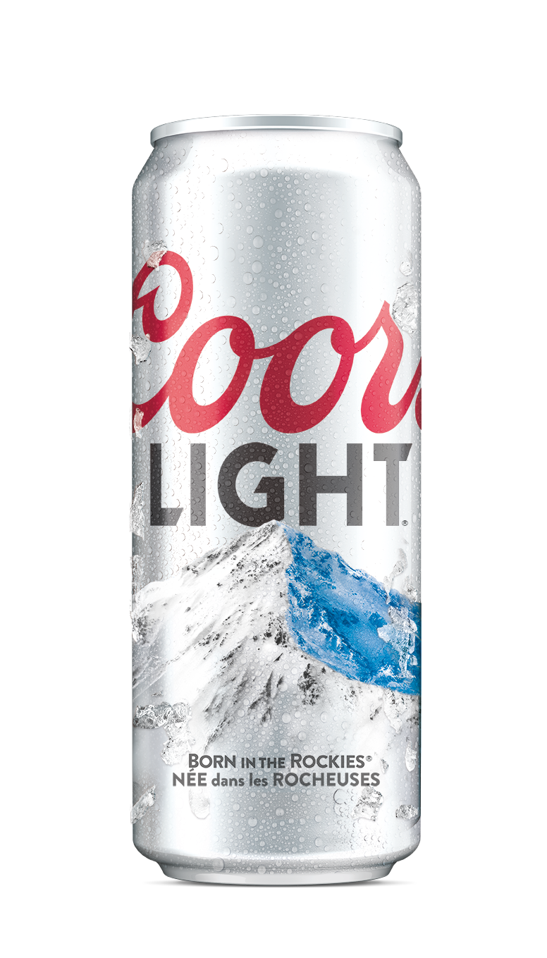 Coors Light (710 mL)