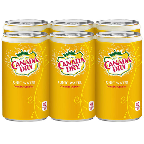 Canada Dry Tonic Water (6 Pk)