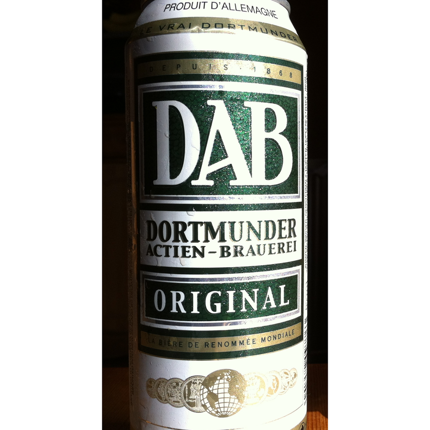 Dab Original Lager (500 mL)