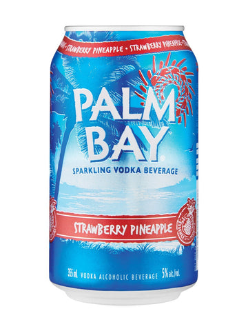 Palm Bay Strawberry Pineapple (6 PK)