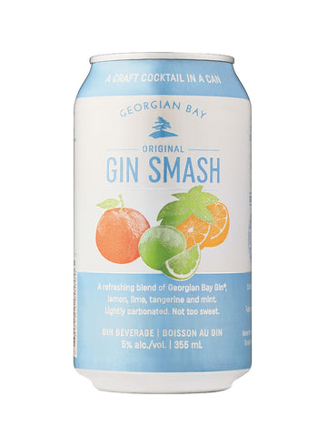 Georgian Bay Gin Smash (6 PK)