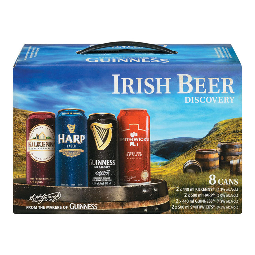 Irish Beer Discovery (8pk)