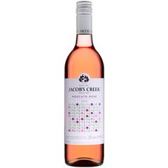 Jacobs Creek Rose Moscato