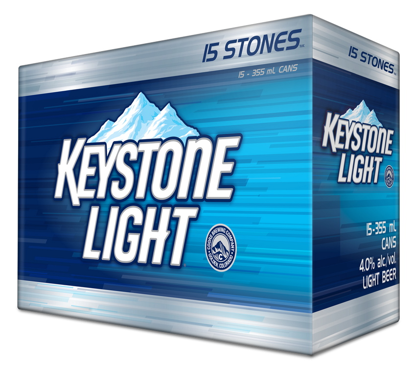 Keystone Light (15 PK)
